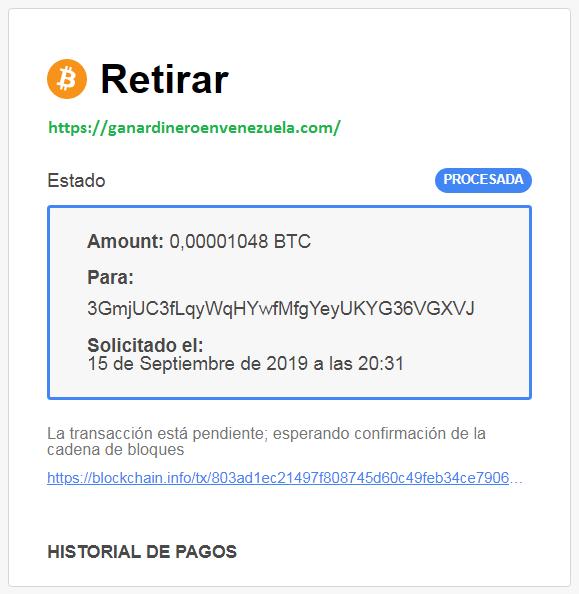 Como minar bitcoins en venezuela rápido 43