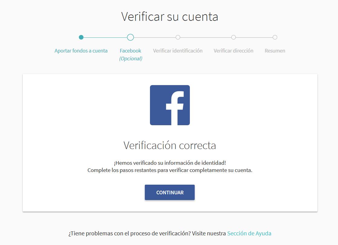 cuenta skrill venezuela verificar con facebook